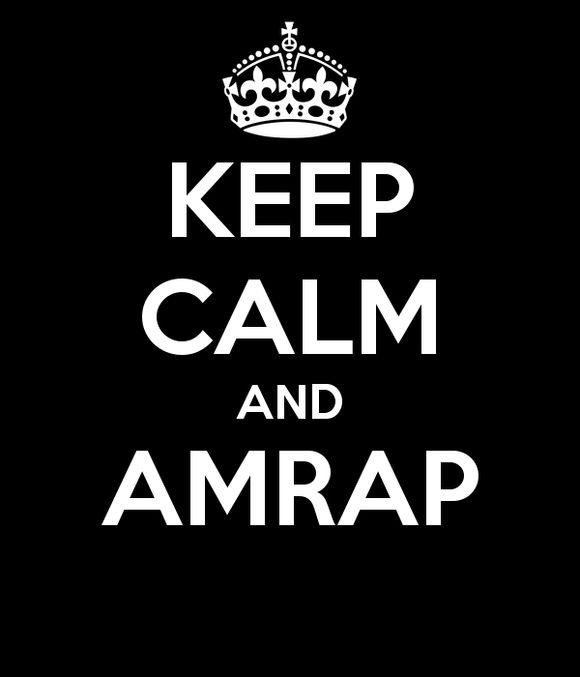 Traditional AMRAP